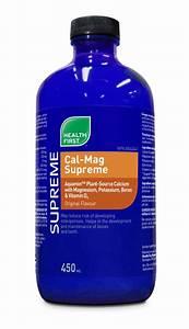 Cal-mag Supreme  U2013 Liquid 450 Ml  Health First
