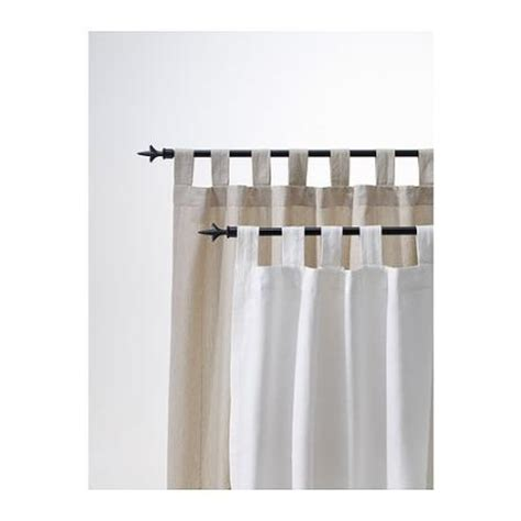 Ikea Lenda Curtains White by Brand New Ikea Lenda Curtains Window Drapes 55 Quot X 98