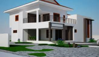 Home Design Business Modern Two Storey House Design