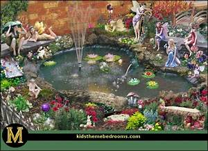 Decorating theme bedrooms maries manor fairy garden for Fairy garden decorating ideas