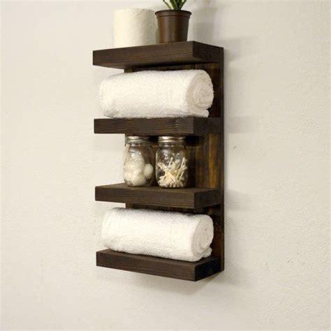 bathroom towel rack ideas 25 best ideas about bathroom towel racks on