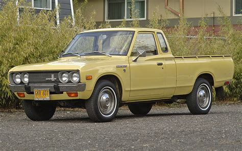 Datsun 620 King Cab by No Reserve 1977 Datsun 620 King Cab Bring A Trailer