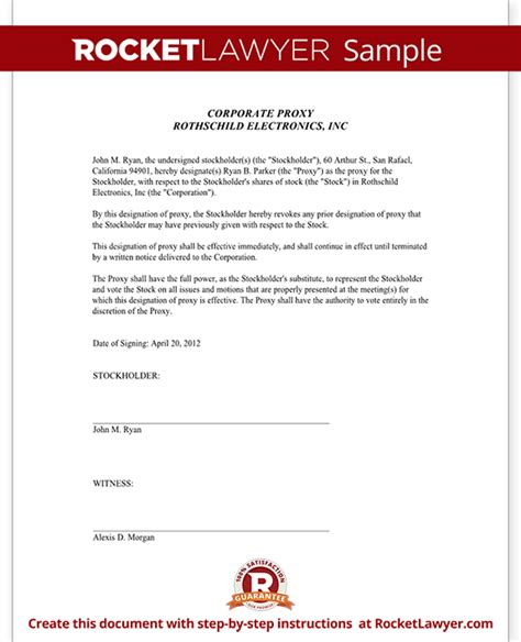 texan plus referral form corporate proxy document form with sle