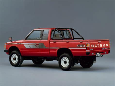 1982 Datsun King Cab by 1982 Datsun 4wd King Cab Jp Spec 720 Nissan Gg