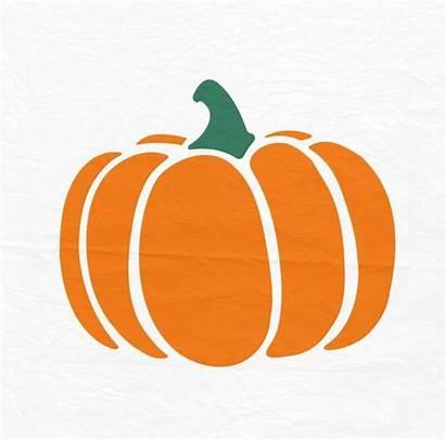 Pumpkin Svg Silhouette Cut Cricut Clipart Create
