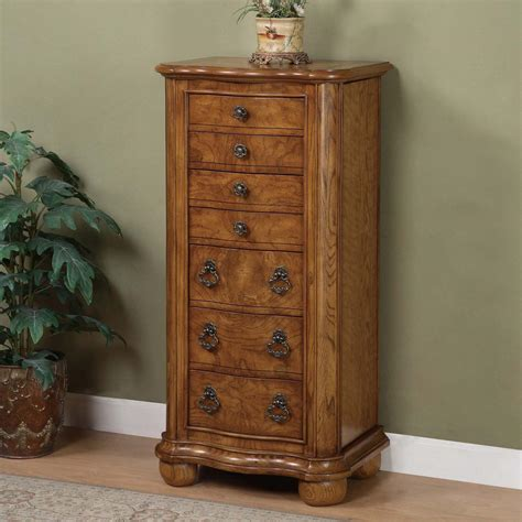 Furniture Jewelry Armoire Powell Jewelry Armoire Porter Valley Jewelry Armoire