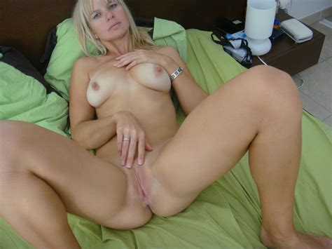 Blonde Milf Dsc01452  In Gallery Nice Blond German Milf