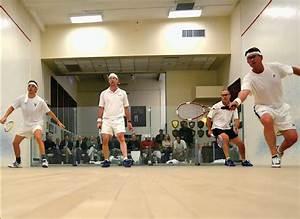 Century Doubles   Squash Magazine