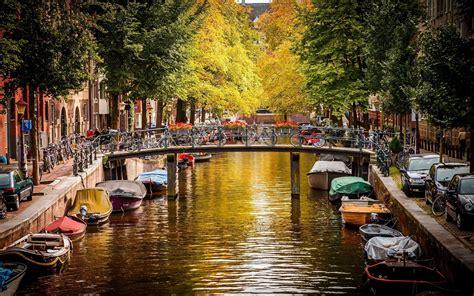 le bureau canal télécharger fonds d 39 écran amsterdam canal pays bas pont