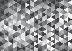 Vector, Geometric, Background, Mosaic, Of, Triangles, And, Cubes