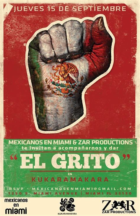 Wishing everyone a Happy Mexican Independence Day ...