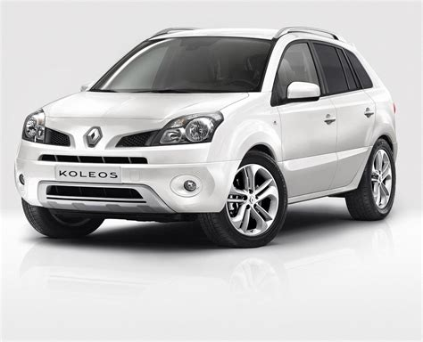 Renault Koleos Picture by 2010 Renault Koleos White Edition Picture 318940 Car