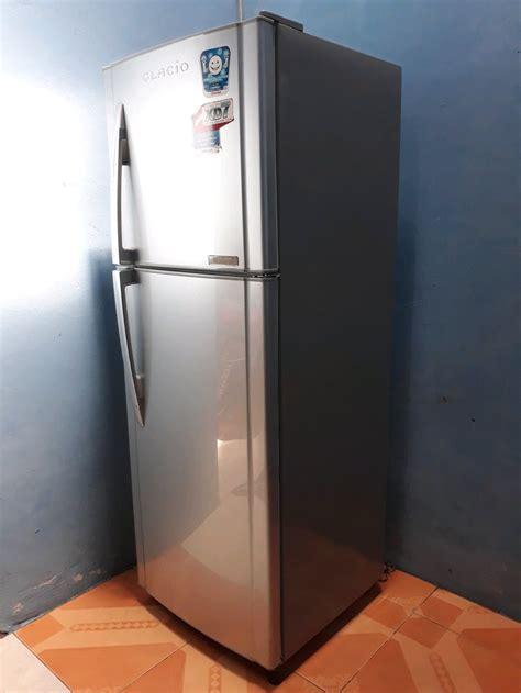 Harga Toshiba Glacio 2 Pintu jual lemari es kulkas toshiba glacio 2 pintu murah