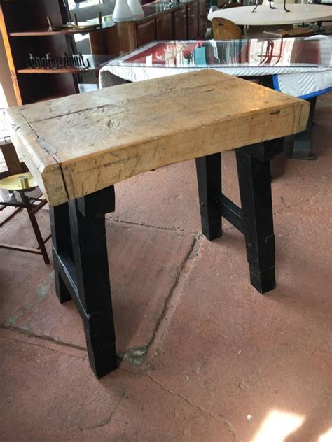 kitchen island tables for sale butcher block table kitchen island for sale at 1stdibs