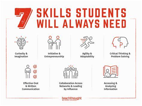 prepare students  st century survival
