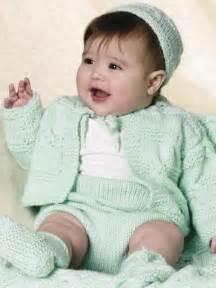 Free Knitting Baby Layette Pattern