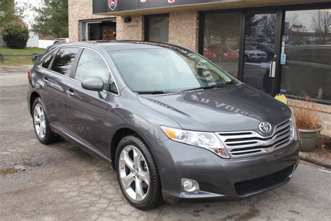 2009 Toyota Venza For Sale by Used 2009 Toyota Venza All Wheel Drive For Sale Georgetown