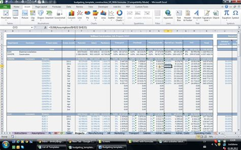 pin by cfotemplates on excel spreadsheets for business