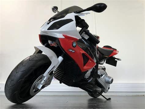 moto electrique enfant     ans bmw srr