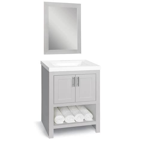 glacier bay spa        bath vanity  dove