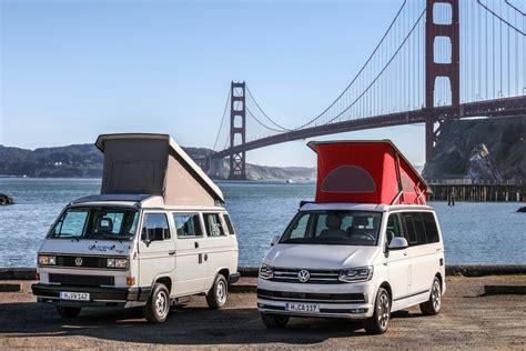 Volkswagen California Hits The Usa
