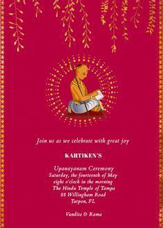 marigold finery red thread ceremony invitation cards