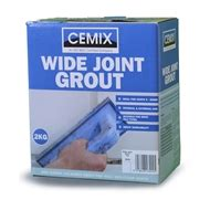 Unsanded Tile Grout Bunnings by Cemix Wide Joint Grout Grey 2kg Bunnings Warehouse