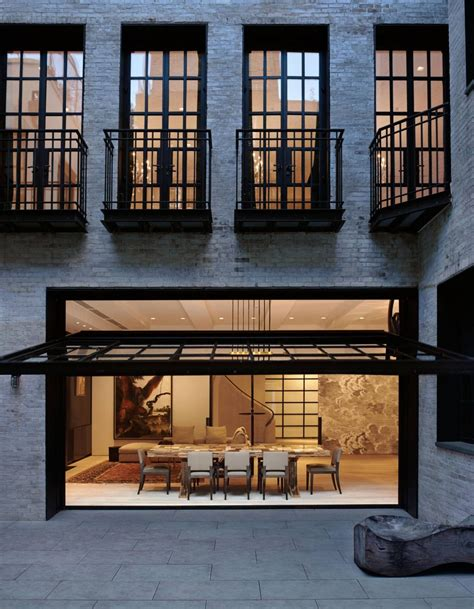 sixtydegrees olson kundig architects garage party