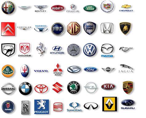 Collectie Van Populaire Duitse Auto Logo 's