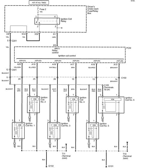 2006 Acura Rl Wiring Diagram acura rl 2006 wiring diagrams ignition carknowledge