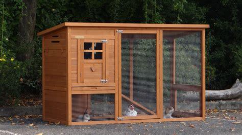 stall für kaninchen kaninchenstall 169x75x104cm