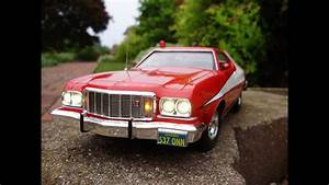 Ford Gran Torino Starsky Et Hutch : peter 39 s custom starsky hutch ford gran torino diecast w lights siren youtube ~ Dallasstarsshop.com Idées de Décoration
