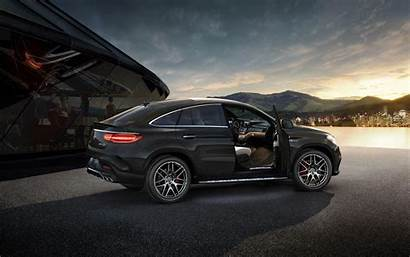Mercedes Gle Benz Wallpapers Coupe Place Park