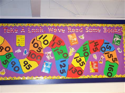 bulletin boards    weve read  books