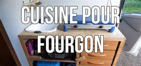 camion amenage pour cuisine meuble de cuisine pour fourgon poimobile fourgon aménagé