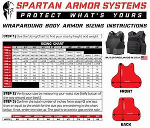 Spartan Armor Systems Tactical Level Iiia Certified