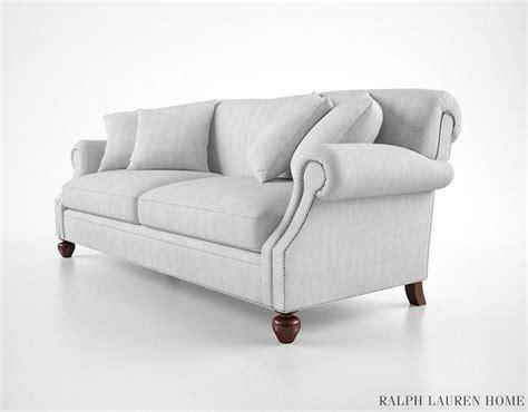 ralph lauren sofa  model cgtrader