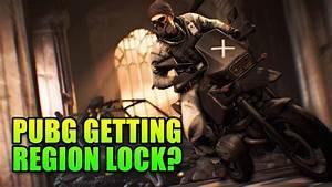 PUBG Getting Region Lock Sort Of This Week In Gaming