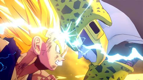 dragon ball  kakarot demo shows super saiyan  gohan