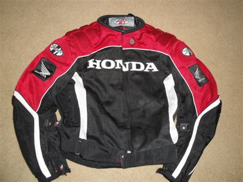 Joe Rocket Honda Jacket