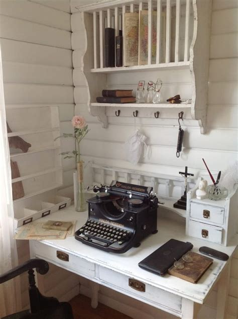 shabby chic home office  piece