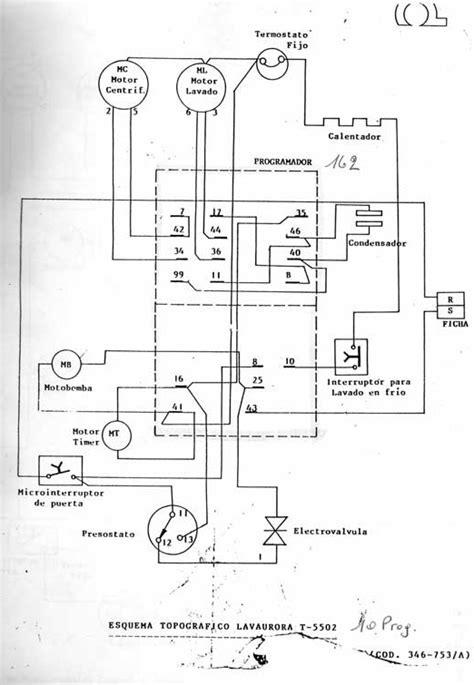 reloj programador t5502 yoreparo