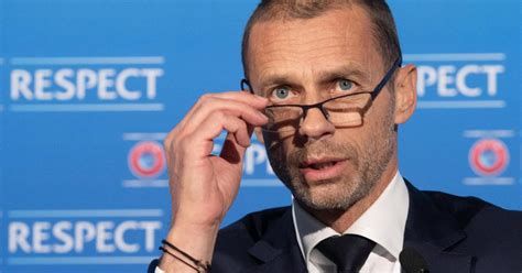 UEFA chief wants to 'rebuild unity' after Super League ...