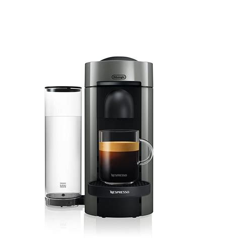 Nitro coffee offers customers a totally different coffee drinking experience, from the visuals to the mouthfeel. Amazon.com: DeLonghi ENV150GY VertuoPlus Espresso Machine ...
