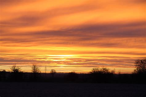 sunset free orange emotional sunrise 9142