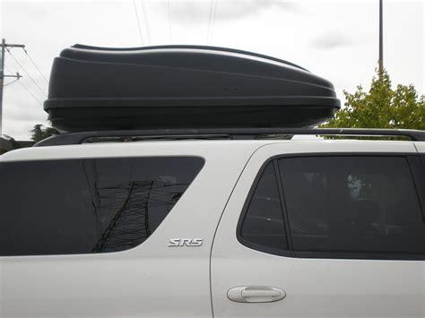 choix d un coffre de voiture les crit 232 res coffre de toit souple
