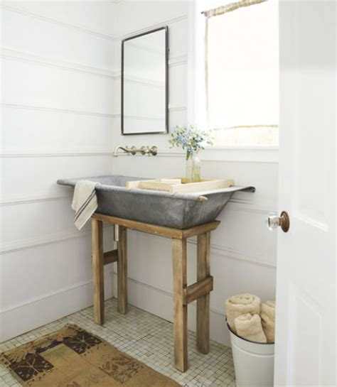 farmhouse bathrooms  projects knick  time