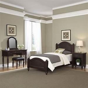 Home, Styles, Bermuda, Bedroom, Furniture, Collection, Espresso, Finish