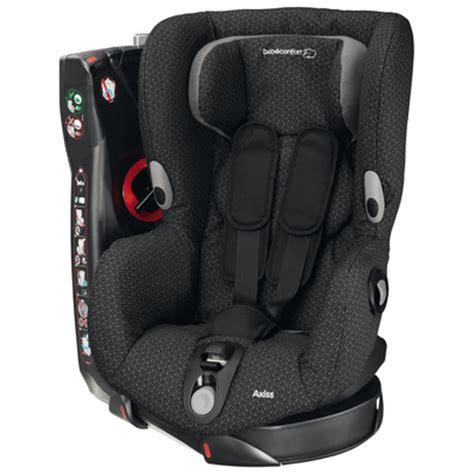 siege auto bebe confort axis axiss de bébé confort siège auto groupe 1 9 18kg aubert