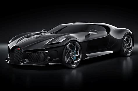 """La voiture noire is a tribute to bugatti's own history, a manifesto of the bugatti aesthetic and a piece of automotive haute couture. Bugatti """"La Voiture Noire"""": reinterpretando al Type 57 SC ..."""